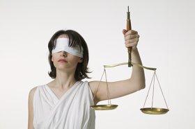 Sign Language Interpreter - Scales of Justice