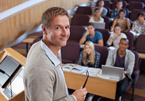 Sign Language Interpreting Professor