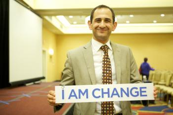 Shane Feldman - Advocacy for Sign Language Interpreters