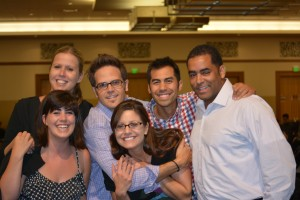Team StreetLeverage at the 2013 RID Conference