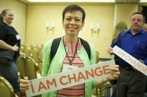 Sign Language Interpreter Deb Russell - StreetLeverage - Live 2013 | Atlanta