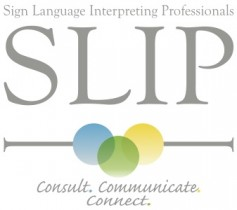 Sign Language Interpreting Professionals