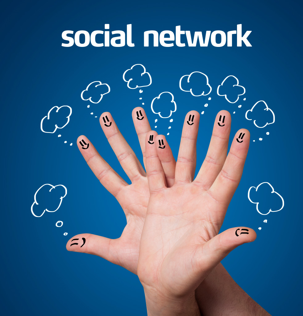 Sign Language Interpreters and Social Networking
