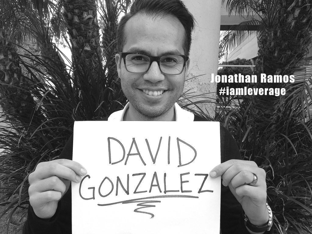 Jonathan Ramos - #iamleverage tribute