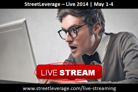 Free Live Stream Options for StreetLeverage – Live 2014
