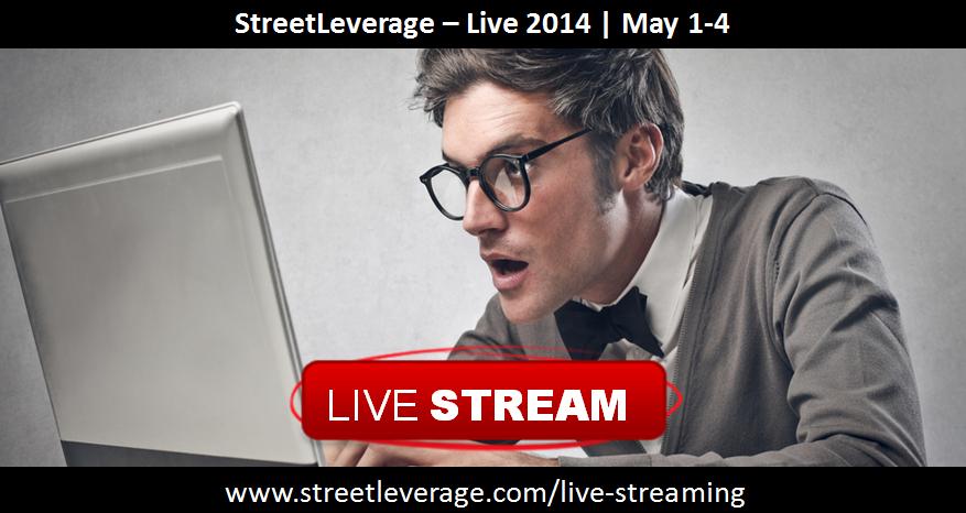 Live Stream at StreetLeverage - Live 2014