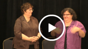 Carol-lee Aquiline and Sharon Neumann Solow - Endnote Address