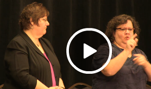 Keynote Address: Carol-lee Aquiline and Sharon Neumann Solow