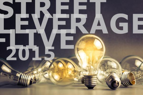 StreetLeverage – Live 2015