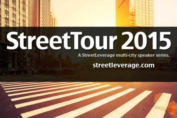 StreetLeverage StreetTour 2015