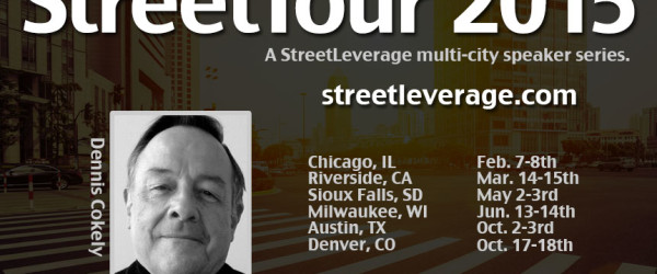 StreetTour 2015 with Dennis Cokely