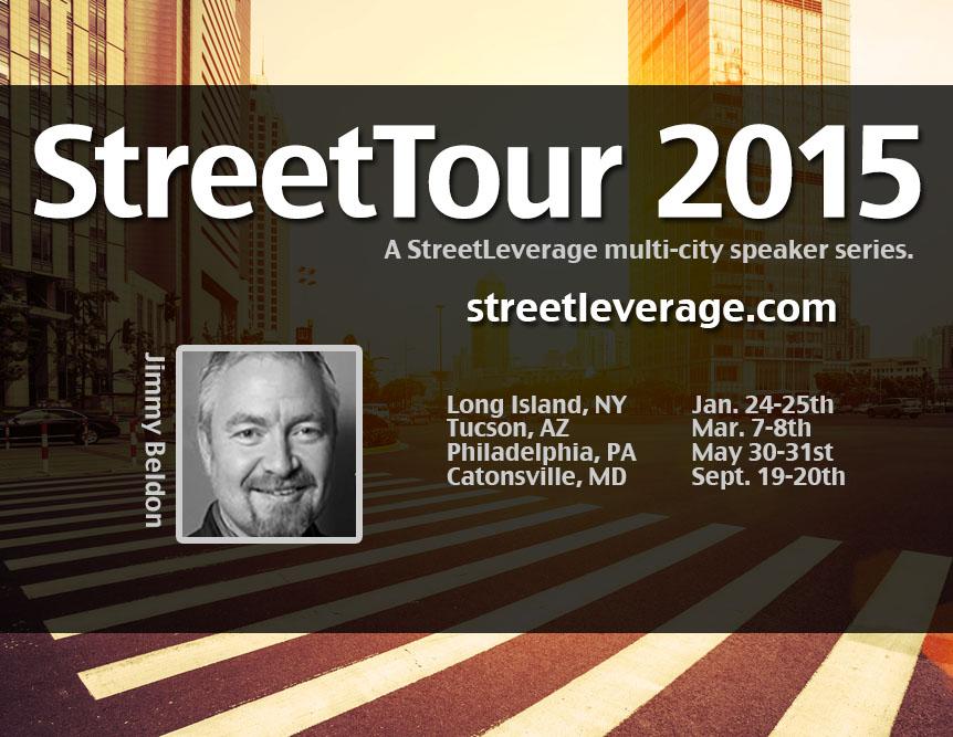 StreetTour 2015