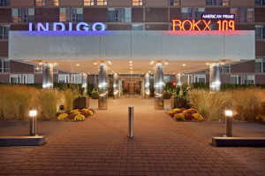 Hotel Indigo  for StreetLeverage - Live 2015