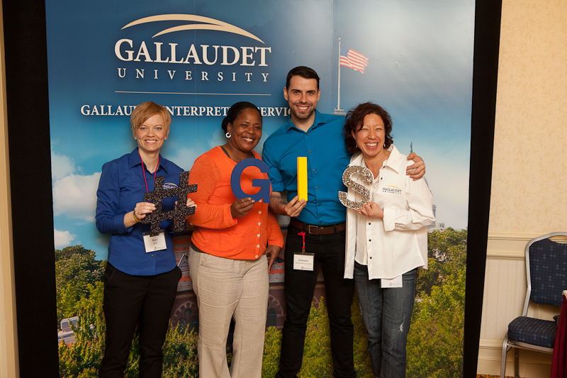 Gallaudet Interpreting Service - StreetLeverage - Live 2015 Event Partner