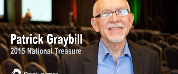 Patrick Graybill - StreetLeverage National Treasure 2015