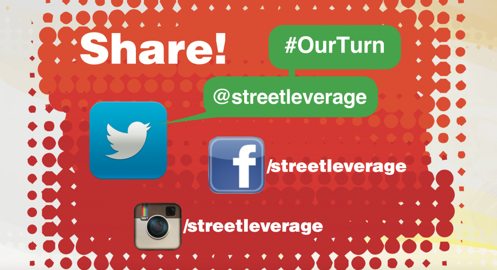 Connect with StreetLeverage on Social Media
