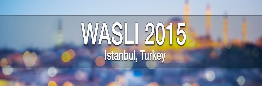 StreetLeverage Goes to Istanbul for WASLI 2015