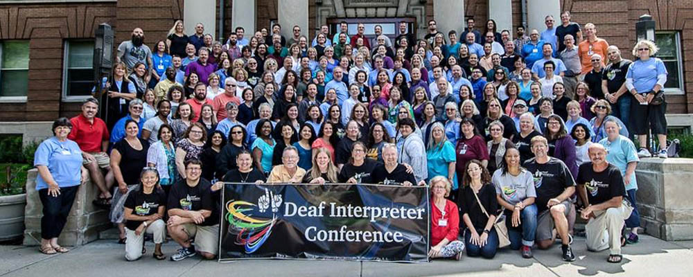 2015 Deaf Interpreter Conference - Slider Image A