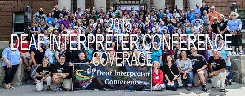 2015 Deaf Interpreter Conference