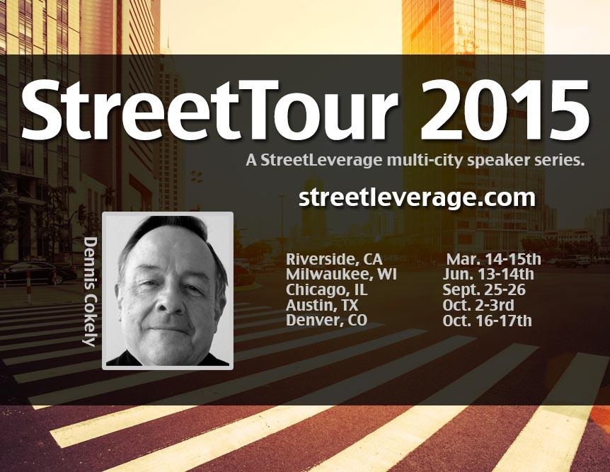 StreetTour 2015 - Dennis Cokely