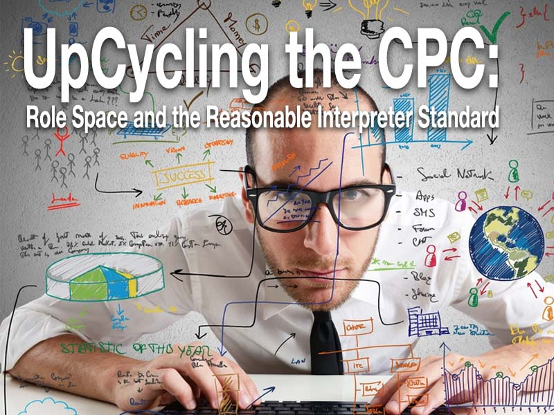 UpCycle the CPC