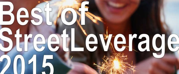 Best of StreetLeverage 2015