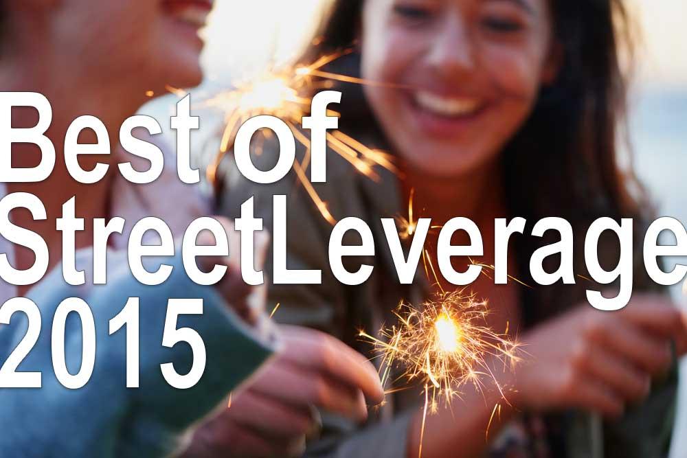 Best of StreetLeverage 2015