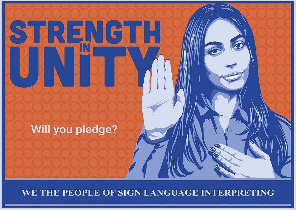 WE THE PEOPLE OF SIGN LANGUAGE INTERPRETING