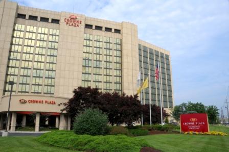 Crown Plaza Hotel Philadelphia/Cherry Hill